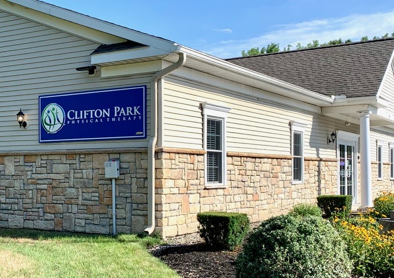 Clifton Park Physical Therapy building